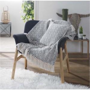 Hrejivá deka so štýlovým vzorom