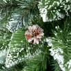 Ozdobený umelý vianočný stromček 180cm