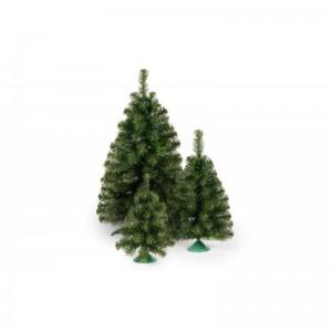 Malý umelý vianočný stromček na stôl