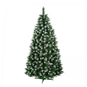 Umelý vianočný stromček strieborná borovica