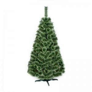 Vianočný stromček hustá borovica s dekoračným zakončením ihličia