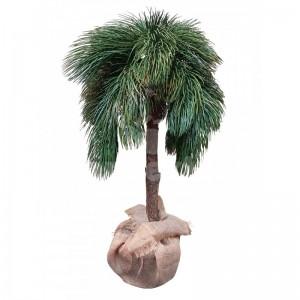 Umelá palma ako dekorácia do bytu alebo domu
