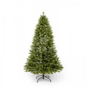 Vianočná jedlička v svetlo zelenej farbe