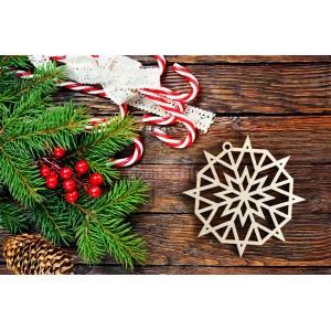 Originálna dekorácia na vianočný stromček