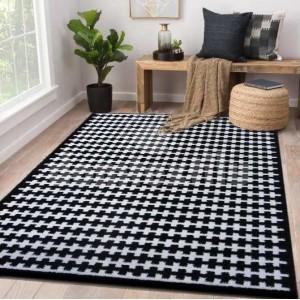 Štýlový koberec do obývačky