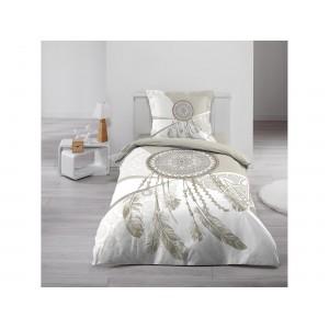 Bavlnené posteľné obliečky s lapačom snov WILD NIGHT