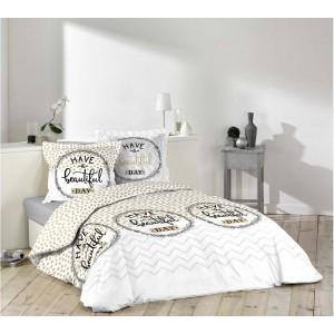 Štýlové posteľné obliečky BEAUTIFUL DAY
