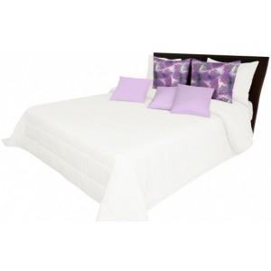 Svetlo krémové prehozy na manželskú posteľ