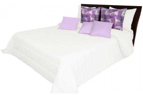 DomTextilu Svetlo krémové prehozy na manželskú posteľ Šírka: 75 cm   Dĺžka: 160 cm 12858-102697