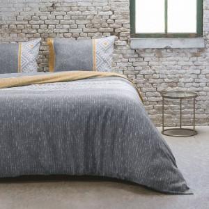 Moderné posteľné prádlo MOODS GREY