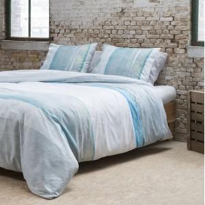 Návliečky na posteľ s pásmi COLORIS