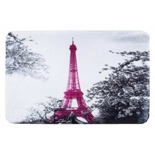Eiffelová veža podložka do kúpelne