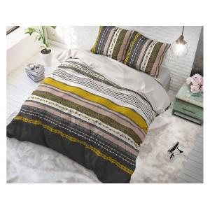 Kvalitné posteľné obliečky z bavlny SOUTHERN STRIPES