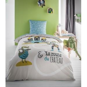 Detské posteľné obliečky s rytietom CHAVALIER