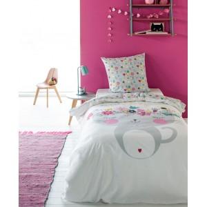 Kvietkované detské obliečky na posteľ SWEET DREAM
