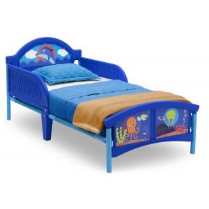 Detské postele pre chlapcov s motívom oceánu