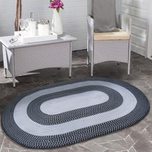 Kusový koberec oválny