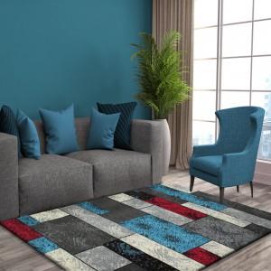 Moderný koberec do obývačky