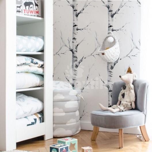 Kvalitné tapety na stenu breza