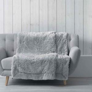 Chlpatá deka z mäkkého materiálu MARILOU