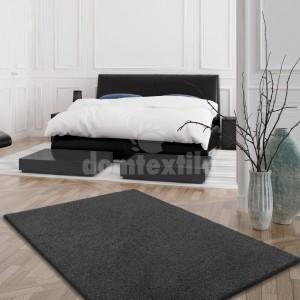 SHAGGY koberec v tmavo sivej farbe