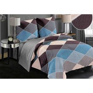 Kvalitné mäkké francúzske posteľné obliečky obojstranné