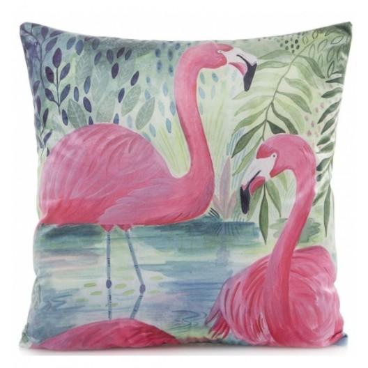 Kvalitné ozdobné obliečky na vankúše v motívom pelikánov