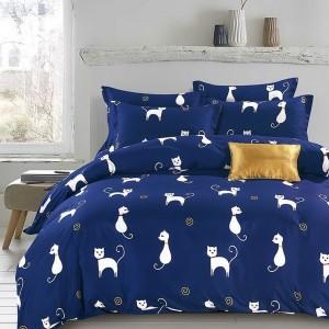 Kvalitné posteľné obliečky s motívom mačiek