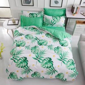 Exotické posteľné obliečky s motívom palmových listov