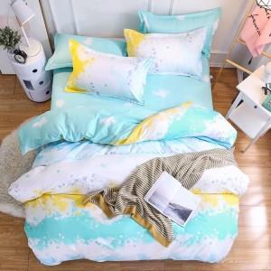 Kvalitné posteľné obliečky v pestrých farbách