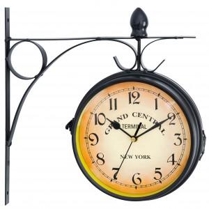 Originálne hodiny v retro štýle