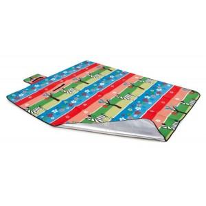 Kvalitná pikniková deka s detským motívom