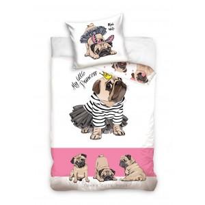 Kvalitné bavlnené posteľné obliečky pre deti
