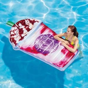 Letná nafukovačka do vody v tvare koktejlu