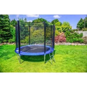 Veľká trampolína na záhradu