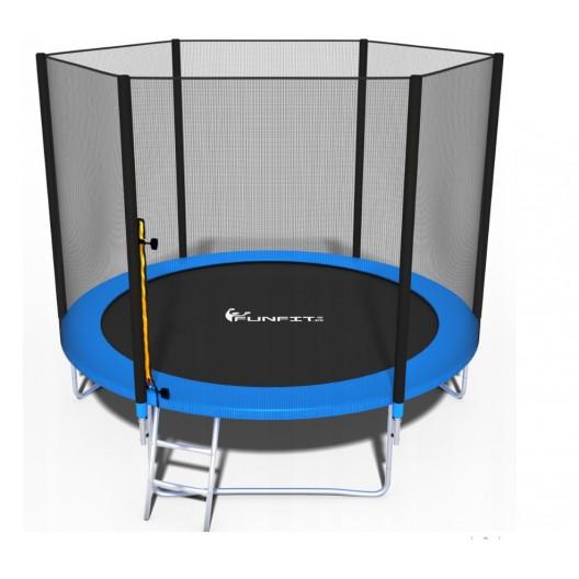 Bezpečná trampolína pre deti aj dospelých