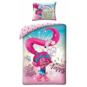 Trollovia posteľné obliečky pre dievčatá