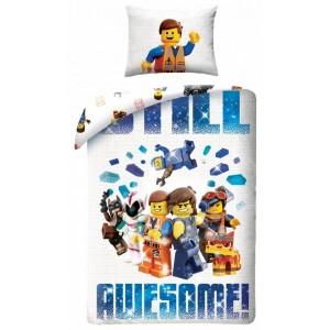 Bavlnené posteľné obliečky LEGO