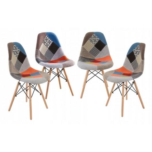 Moderná a pohodlná stolička s elegantným vzhľadom