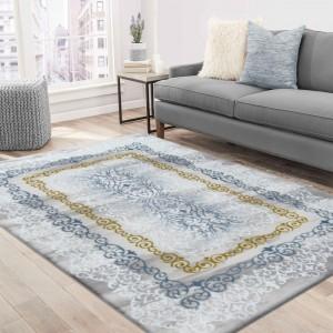 Elegantný koberec s ornamentom