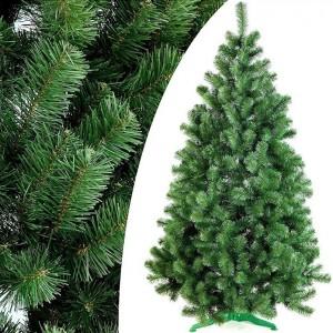 Vianočný stromček s hustým ihličím