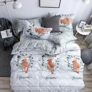 Originálne posteľné obliečky s motívom srnca