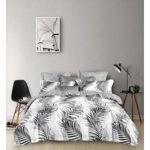 Moderné posteľné obliečky s motívom palmových listov