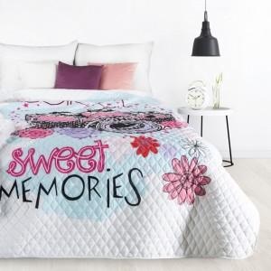 Kvalitný prešívaný prehoz na posteľ do detskej izby