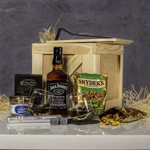 Darček pre muža Whiskey debna