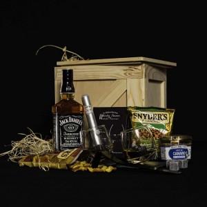 Whiskey debna darček pre muža