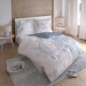 Obojstranné posteľné obliečky s lapačom snov