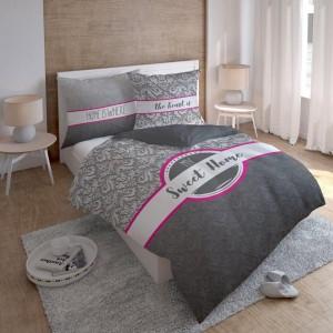 Sweet Home posteľné obliečky z bavlny