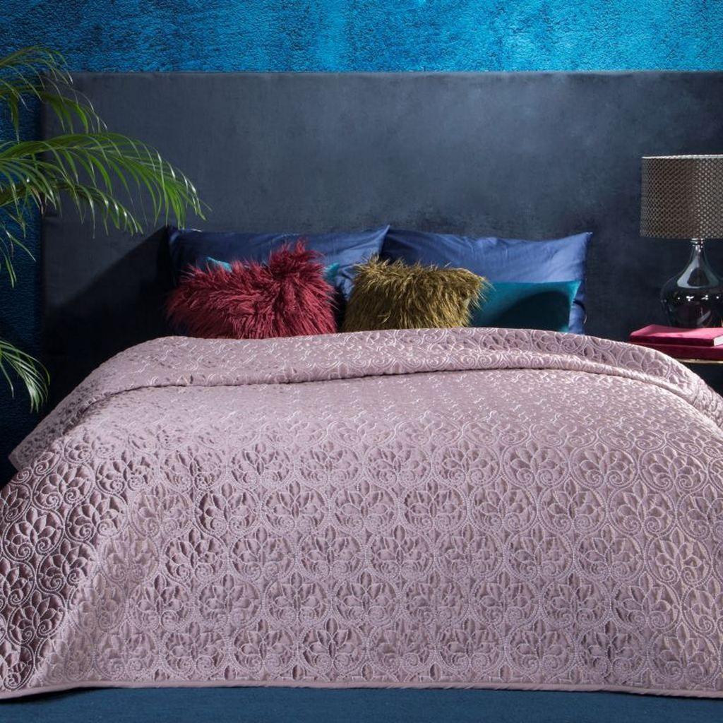 DomTextilu Prešívaný prehoz na posteľ v klasickom štýle Šírka: 220 cm   Dĺžka: 240 cm 16539-113792