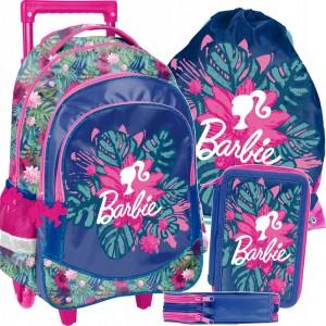 Školská Barbie taška pre dievčatá